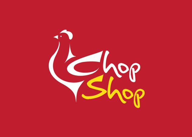ChopShop Logo design