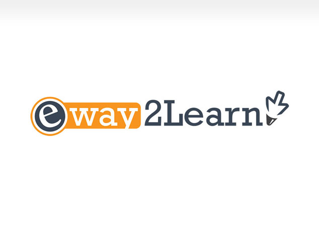 eway2learn logo design