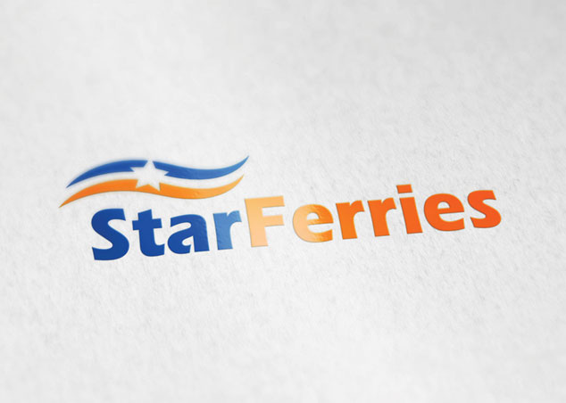 Logo Design for Star Ferries