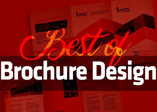 best brochure designs