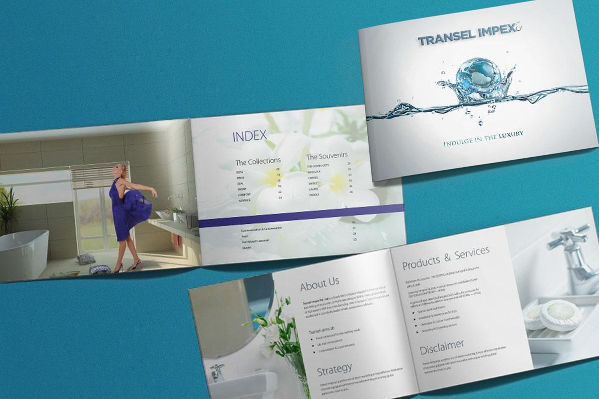 82 Avenue Real Estate Brochure Design